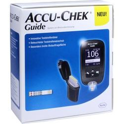 ACCU CHEK GUIDE SET MG/DL